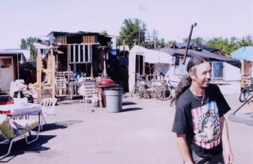 Ross and the old school shanties